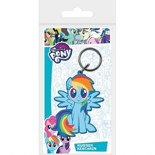 My Little Pony Key Chain - 4 Designs to choose from!